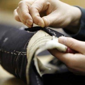 handmade bespoke tailoring maatpak