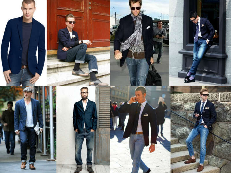Het blauwe jasje
