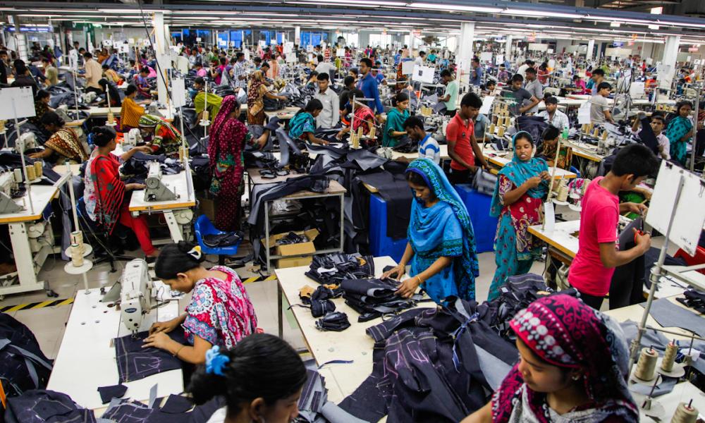 De kosten van kleding