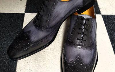 De handgemaakte schoenen van Undandy